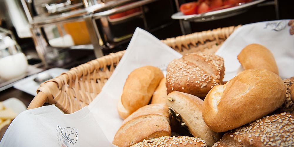 Essen und Trinken im Hotel Hollmann in Halle Westfalen